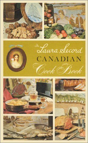 The Laura Secord Canadian Cook Book by Canadian Home Economics Association (Mar 2 2011) by Canadian Home Economics Association, http://www.amazon.ca/dp/B00DEK268C/ref=cm_sw_r_pi_dp_6pi5rb1TYTCC2