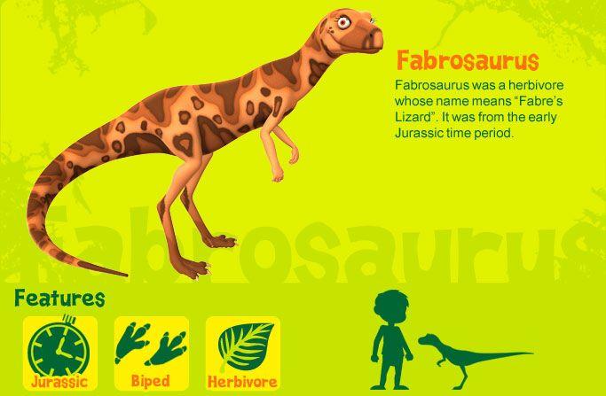 fabrosaurus_en_US.jpg (683×447)   dinosaur train A - Z ...