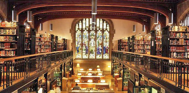 Frederick Thompson Memorial Library at Vassar College — Poughkeepsie, N.Y. | Community Post: 49 Breathtaking Libraries From All Over The World