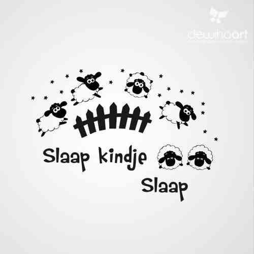 slaap kindje