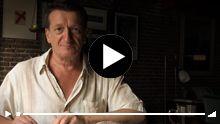 Ted van Lieshout lees voor uit Boer Boris