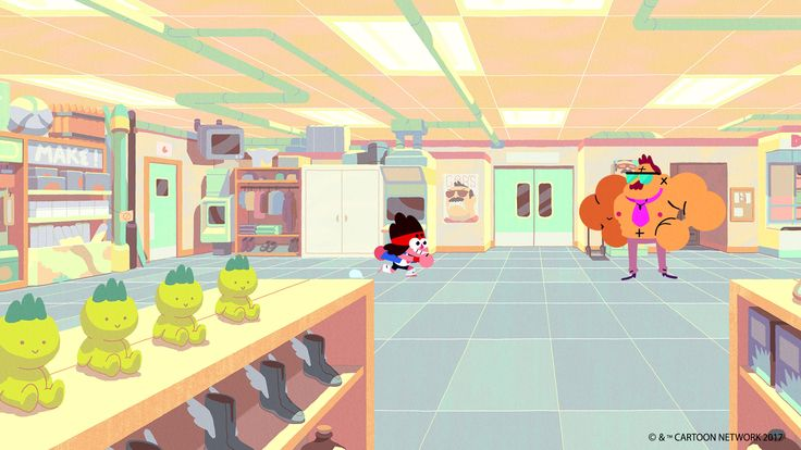 Learn about OK K.O. is a brilliant cartoon with a game to match http://ift.tt/2rAzjUr on www.Service.fit - Specialised Service Consultants.