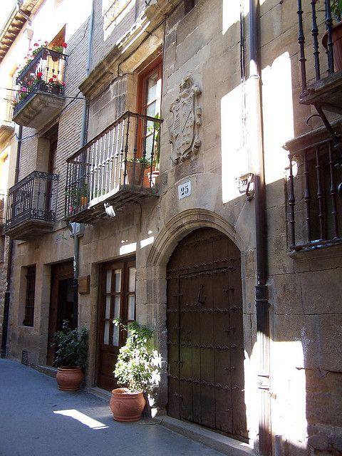 La Rioja > Laguardia   Spain- slept in this town when visiting Spain's notorious vine region...a super quaint town.