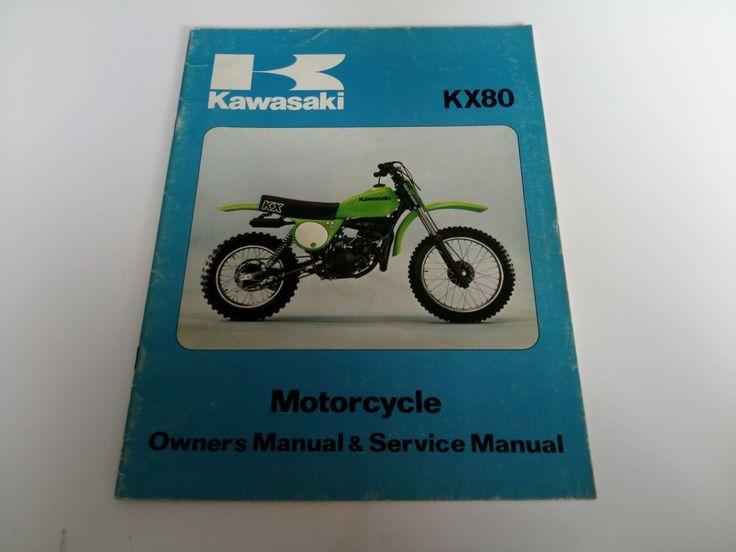 12 best 1978 1979 kx80 images on pinterest motors biking and kawasaki kx 80 kx80 1978 service manual werkstatt handbuch reparaturanleitung ebay fandeluxe Choice Image