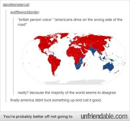 YOU WIN THIS ROUND, AMERICA
