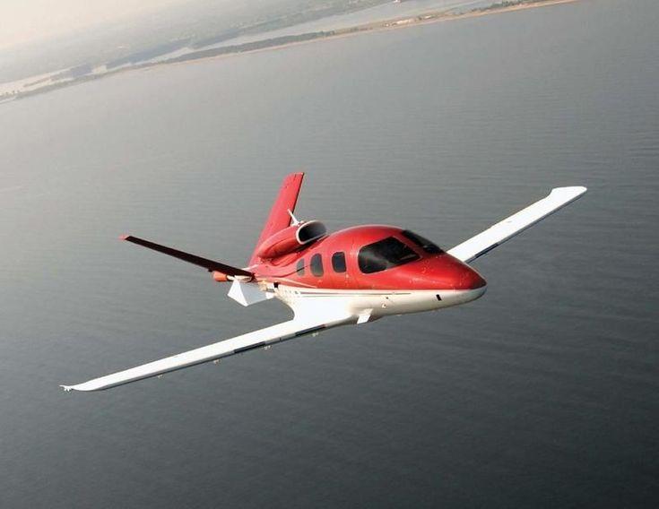 Personal Jet Cirrus Vision Sf50 3