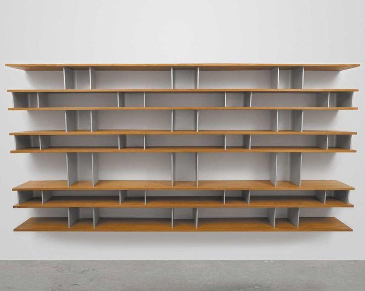 Wall Bookshelves – Accentuating your Walls : Wall Bookshelves Layout