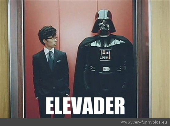 Check out these really funny Star Wars memes. They include some of the best Darth Vader memes ever made. They are so funny you will laugh out loud, or we're not the team of Humoropedia. 1. What if Darth Vader became a musician? 2. What if Stormtroopers...