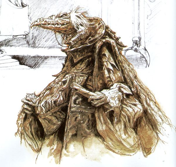 The World of The Dark Crystal - Brian Froud: