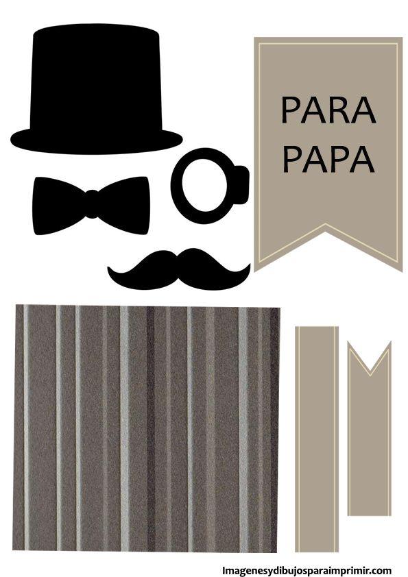 Scrapbook para el dia del padre