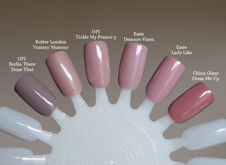 Neutrals Soft Pinks In 2019 Nails Gel Nails Nail Colors