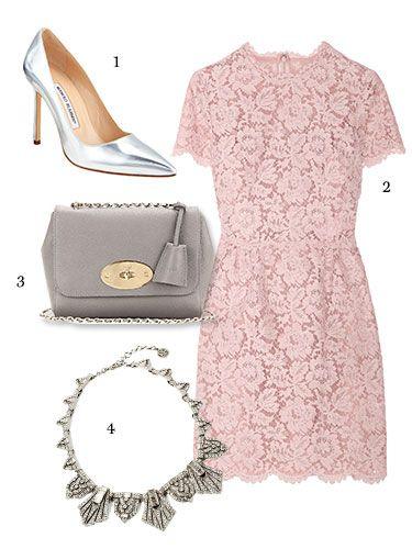 What To Wear To a Wedding 2013 - City Wedding Guest Fashion