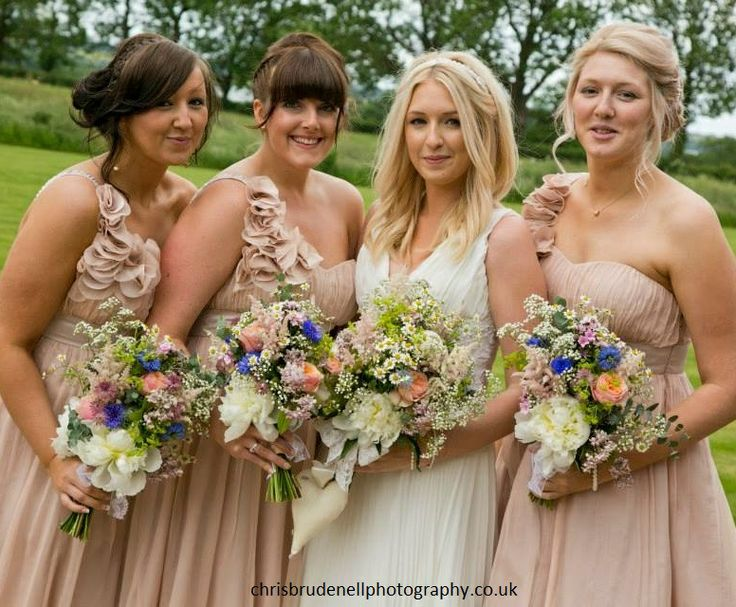 Gallery: Country Garden | Helen Jane Floristry Pretty maids all in a row row row....