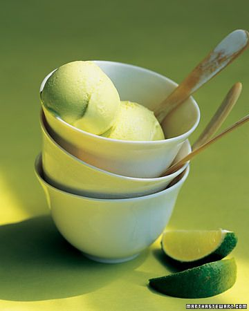 Avocado Gelato: Avocado adds an unexpected savoriness to this icy treat, made in part with fat-free milk, Wholeliving.com