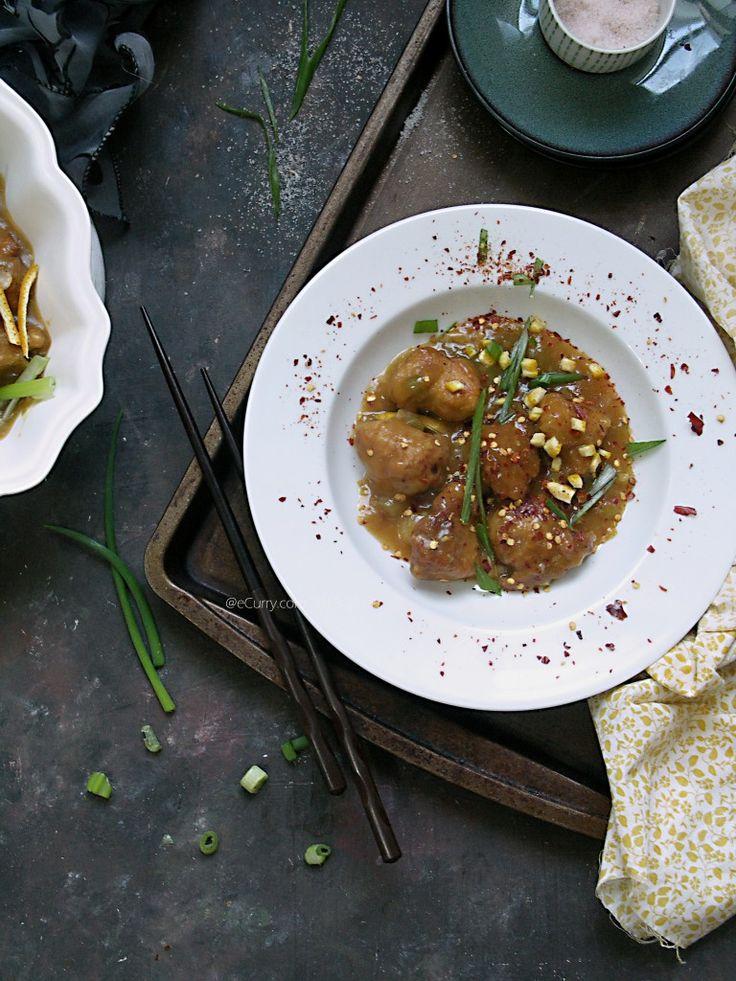 Orange Chicken | eCurry - The Recipe Blog