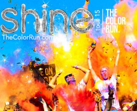 That's right folks it's that time of year...time to grab your brightest tutu, your favorite friends, your running gear and get signed up for The Color Run! The Color Run also, known as The Happiest...