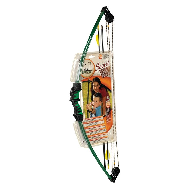 Bear Scout Youth Bow Set - AYS6000
