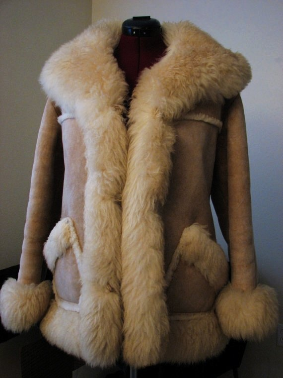 17 Best Images About Sheepskin On Pinterest Coats