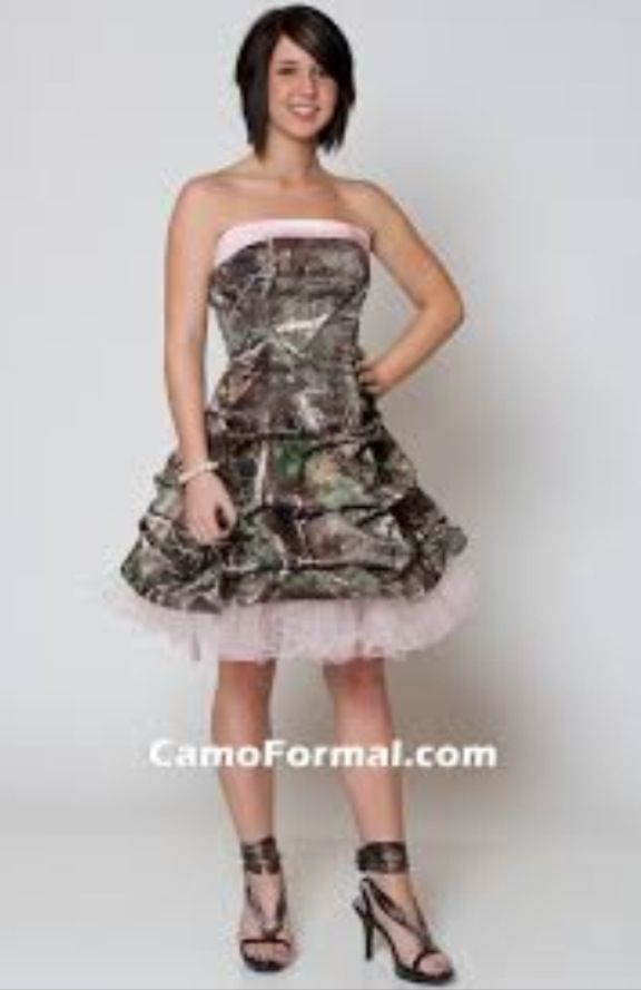 1000  images about Camouflage Dresses on Pinterest  Pink camo ...