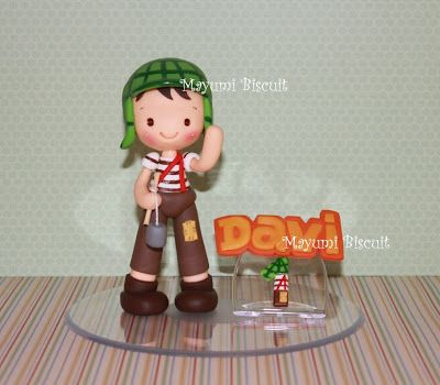 Mayumi Biscuit: Chaves