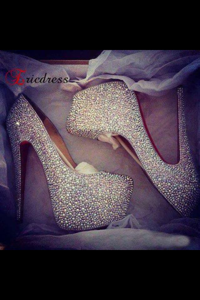 Cute high heels Be good 4 Wedding