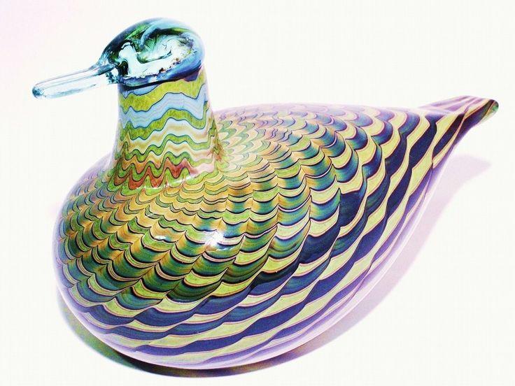 Oiva Toikka/ iittala / Birds  Beautiful!!