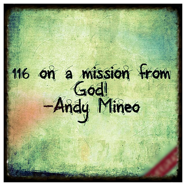 The Saints By Andy Mineo PROUD TO SAY I'M ON MY MISSION GOOD HAS CHOSEN FOR ME! Of COURSE SPREADING THE GOOD NEWS OF HIM AND HIS KINGDOM! AND HIS UNFAILING LOVE