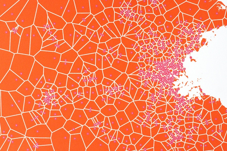 1000 images about voronoi on pinterest surface design for Where is the closest craft store to my location