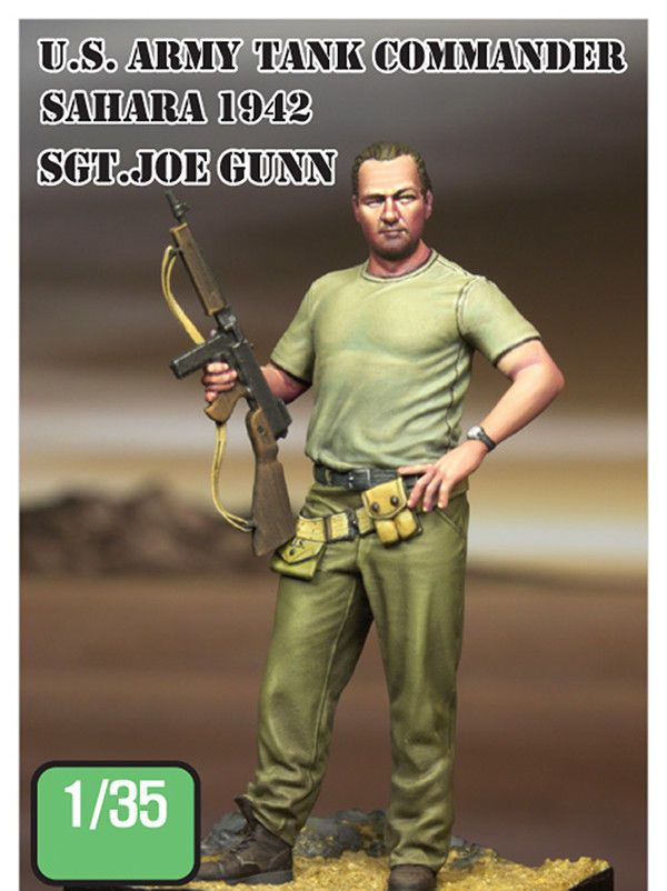 Details about <b>1/35 Resin Figures Model</b> Kit WW2 U.S. Army Airborne ...