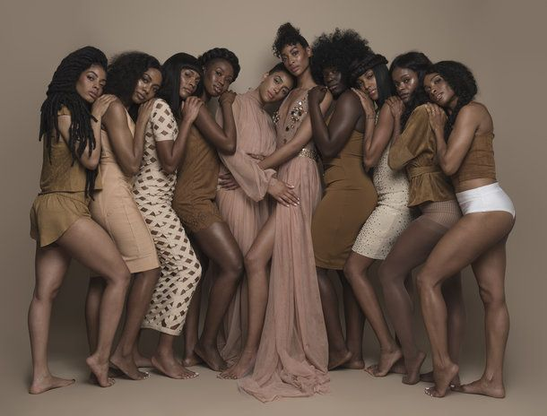 "10 ""colored"" girls are showing the world what Black beauty really means 