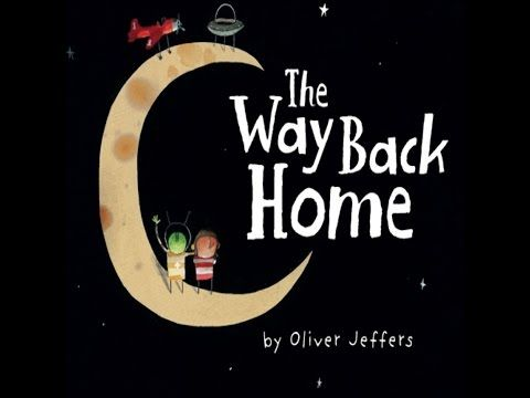 The Way Back Home (Animation) by Oliver Jeffers - YouTube