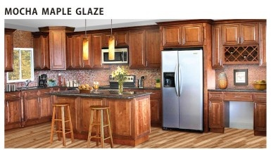10 best images about st ferdinand kitchen on pinterest for Cheap maple kitchen cabinets