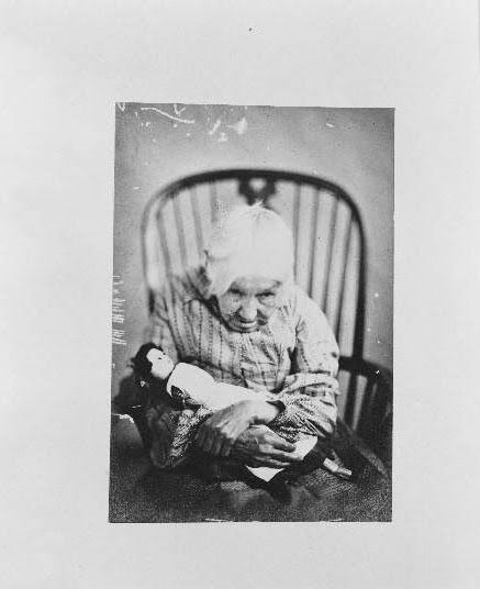 photographs of patients from Londons Bethlam Royal Hospital also known as 'Bedlam' taken in the 1800s by Henry Hering