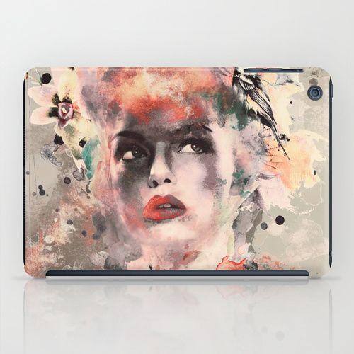 Attractive Women iPad Case