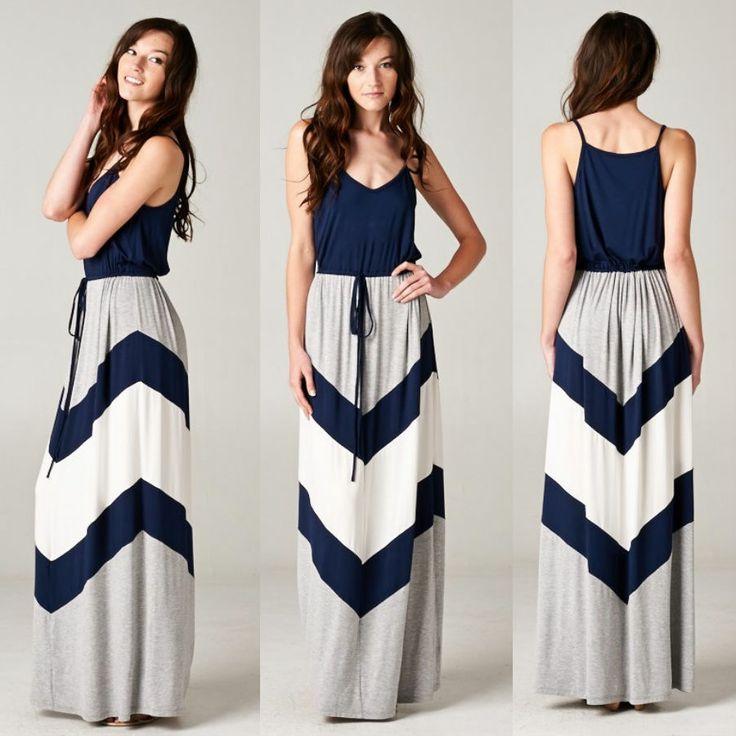 Fashionable Maxi Dresses - KD Dress