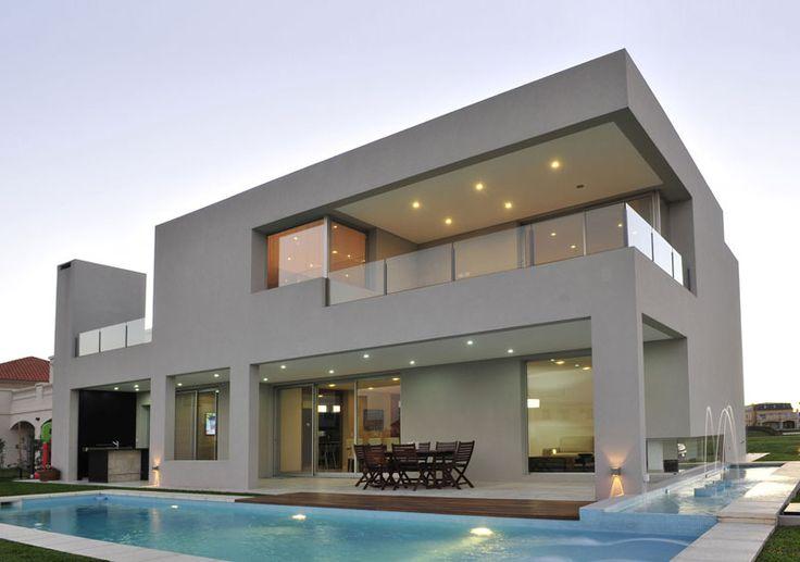 ARQUIMASTER.com.ar | Proyecto: Casa Franklin (Nordelta, Pcia. Buenos Aires, Argentina) - Epstein arquitectos | Web de arquitectura y diseño