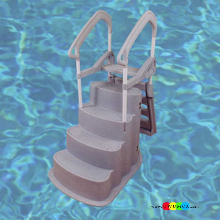 1000 Ideas About Pool Ladder On Pinterest Above Ground