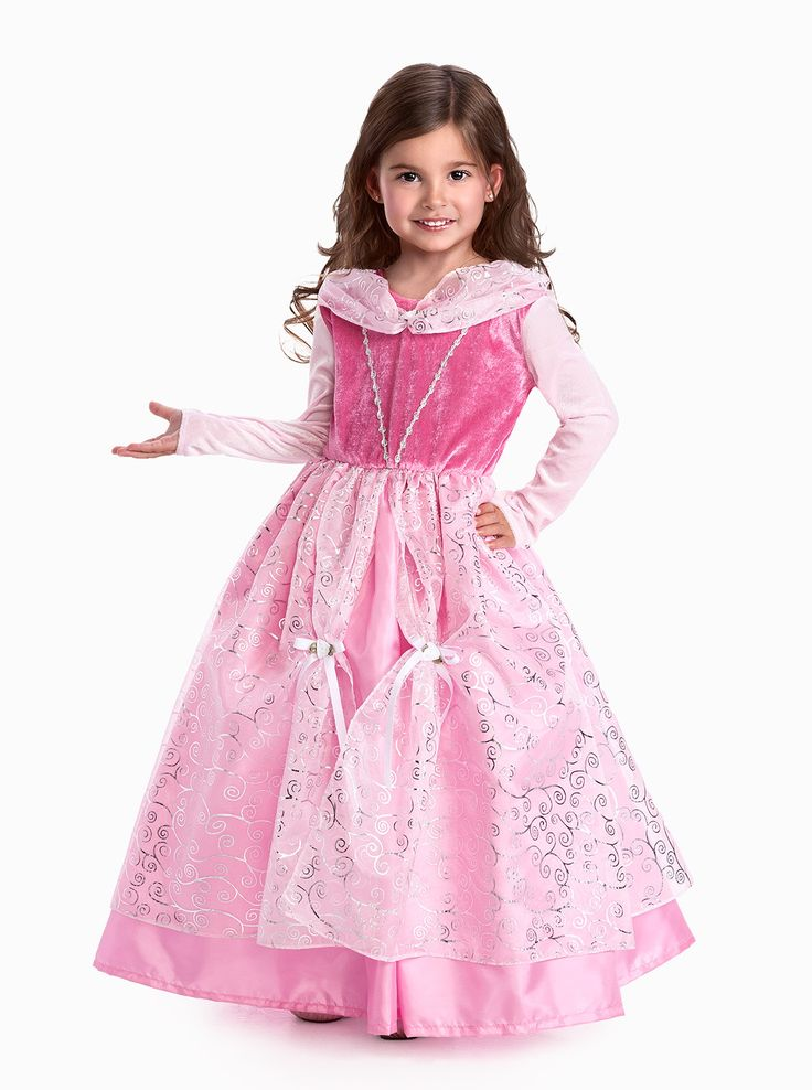 Sleeping Beauty Deluxe Dress