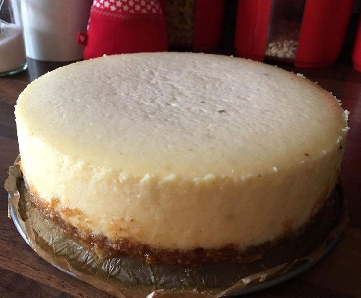 Rezept New York Cheesecake aus dem Varoma - Simply the best! von Olla di Bolla - Rezept der Kategorie Backen süß
