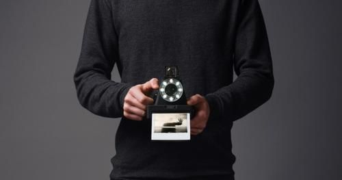 #Tecnologia: #Impossible I-1 la fotocamera istantanea analogica reinventata! da  (link: http://ift.tt/1Wu9C5r )