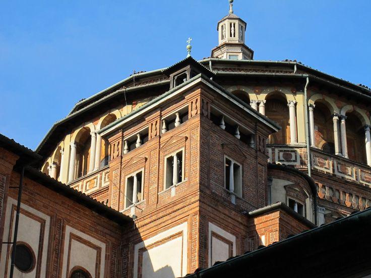 Санта Мария делла Грацие, «Тайная вечеря» Да Винчи Милан
