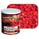 Freeze-Dried Whole Raspberries - 7 oz -- YUM  My favorite preparedness item from Emergency Essentials
