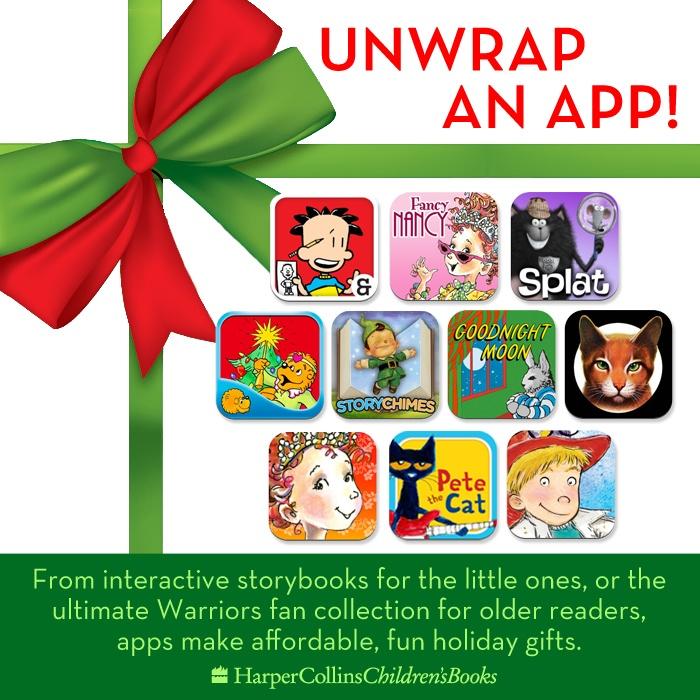 Unwrap an app this holiday season!   #giftideas #app #kids