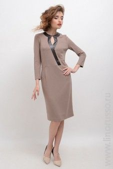 #autumn2015 #winter2015 #LinoRusso #dress #aw15 #aw1516 #платье