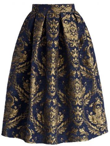 les 25 meilleures id es de la cat gorie jupes mi longues sur pinterest tenues modestes jupe. Black Bedroom Furniture Sets. Home Design Ideas