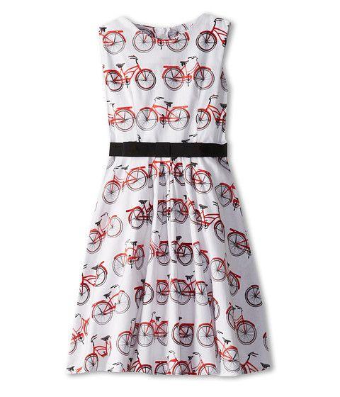 fiveloaves twofish Take a Ride Dress (Little Kids/Big Kids) Bike - Zappos.com Free Shipping BOTH Ways