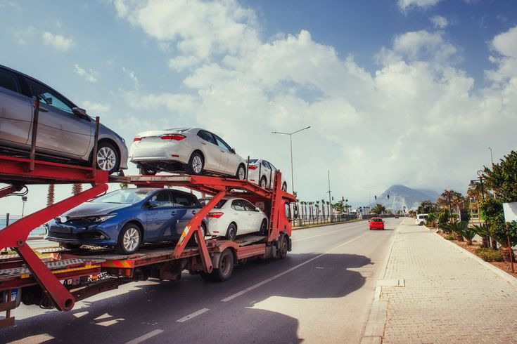 Cheapest Way to Ship Car | Open Auto Transport Services | Open-Air Hauling | Transportation, Transport companies, Vehicles