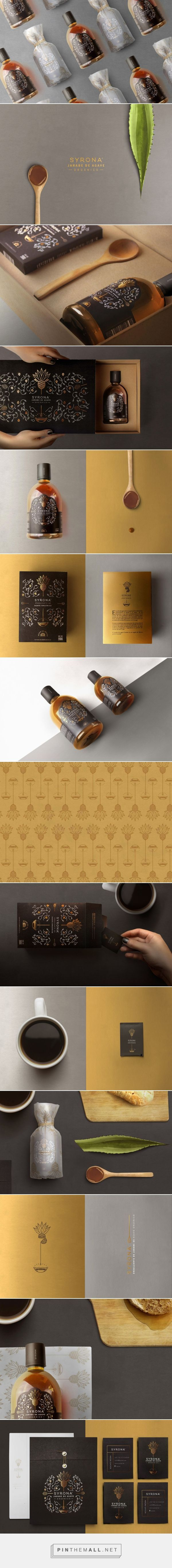 Syrona Packaging by TORO PINTO   Fivestar Branding – Design and Branding Agency…