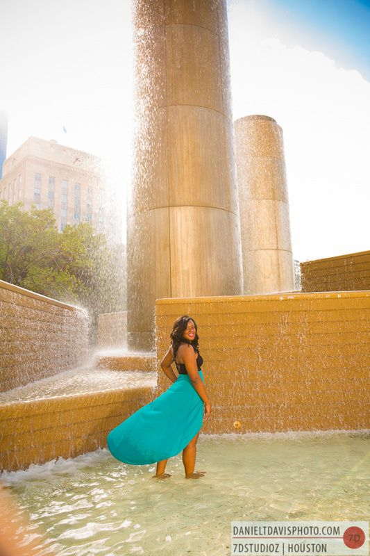 Tranquility park new houstonians in 2019 university of - Fort worth water gardens wedding ...