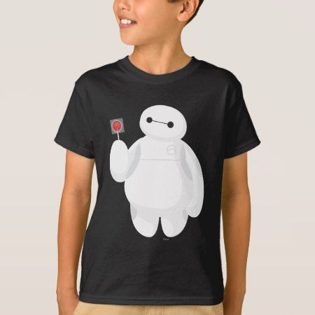 Big Hero 6 | Baymax with Lollipop T-Shirt - tap to personalize and get yours